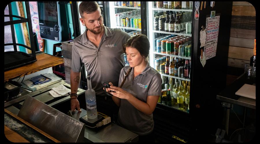 Bar Inventory System