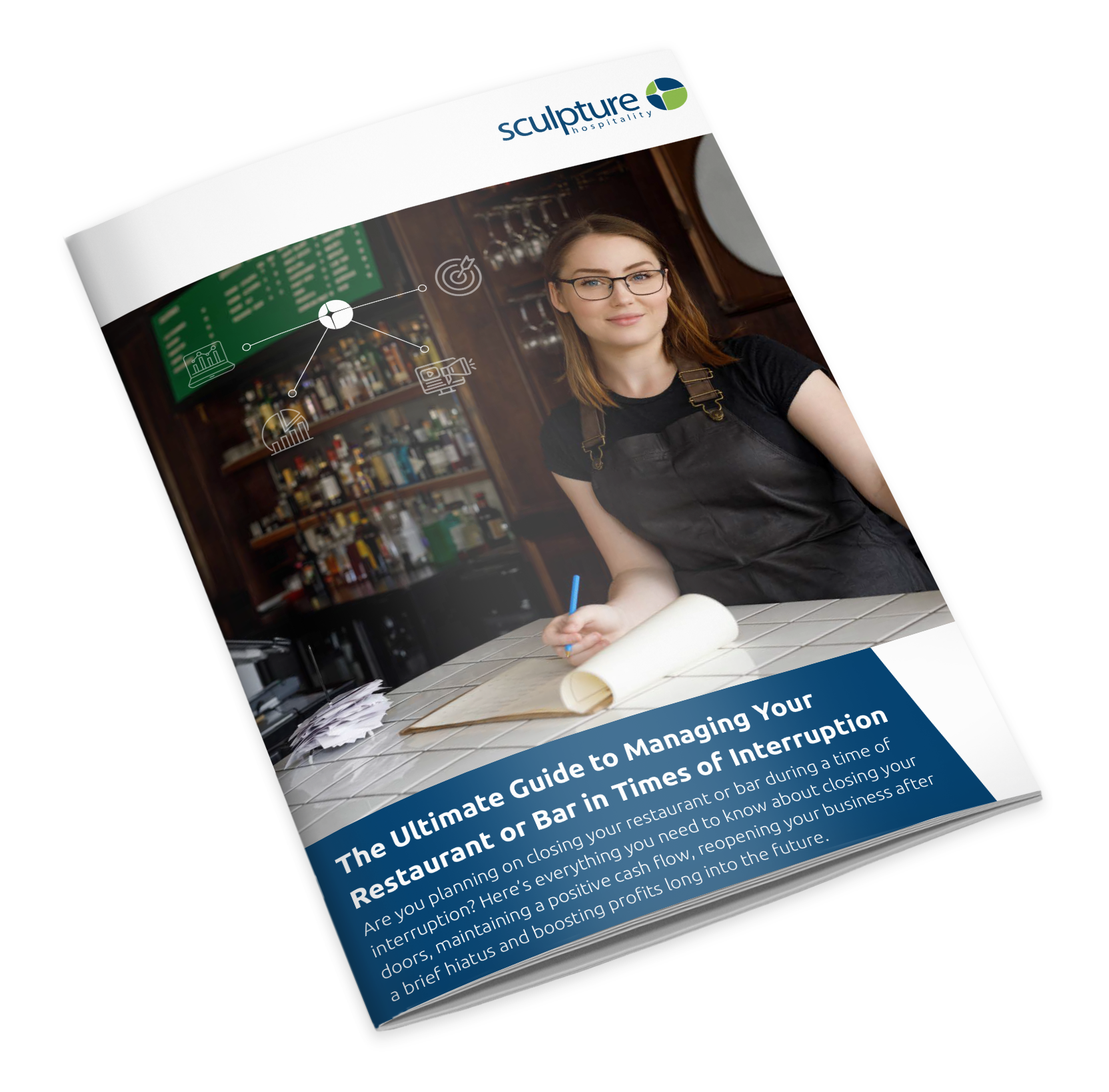 The Ultimate Guide to Managing Your Restaurant or Bar in Times of Interruption Cover Image