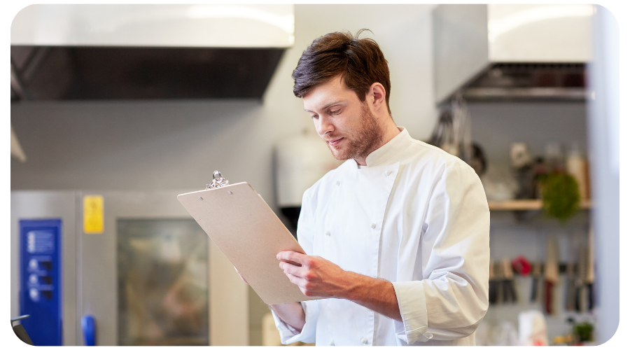 Hospitality Food Inventory Management